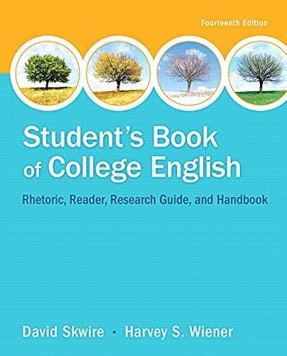 Student's Book of College English, 14th Edition