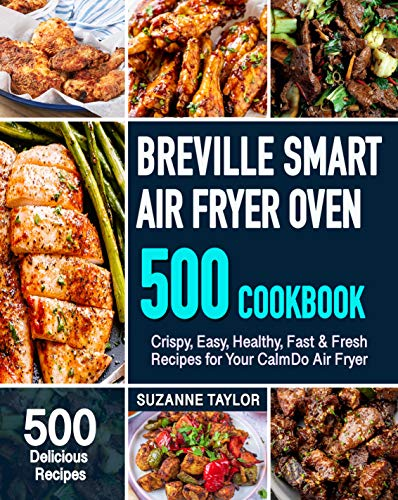 Download Breville Smart Air Fryer Oven Cookbook 500