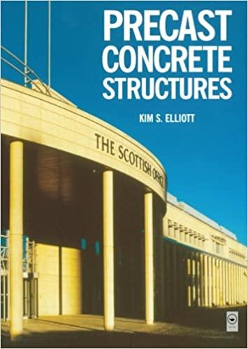 Precast Concrete Structures, 1st Edition