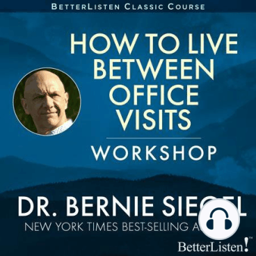 How to Live Between Office Visits (Audiobook)