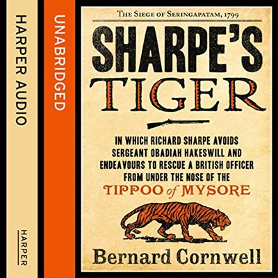 Sharpe Series (#1 21) by Bernard Cornwell (Audiobook)
