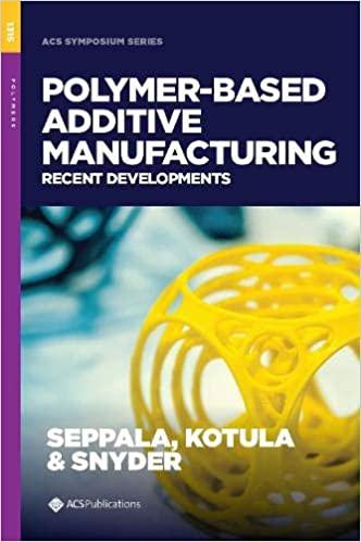 Polymer Based Additive Manufacturing: Recent Developments