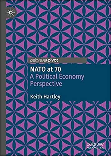 NATO at 70: A Political Economy Perspective