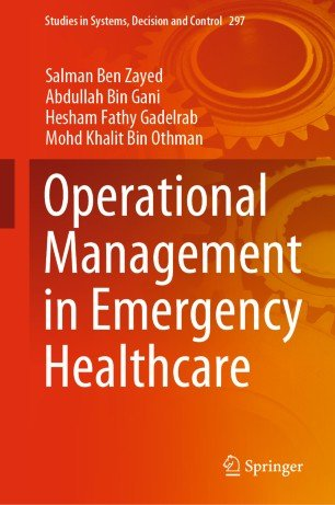 Operational Management in Emergency Healthcare