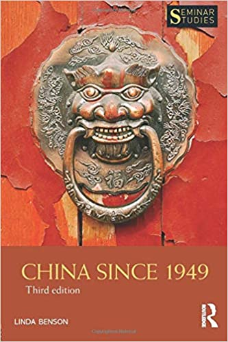 China Since 1949 Ed 3