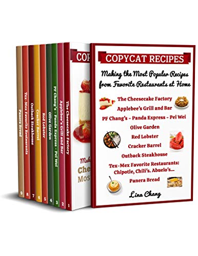 Copycat Recipes Making the Most Popular Recipes from Favorite Restaurants at Home : Chinese Restaurants   Applebee's