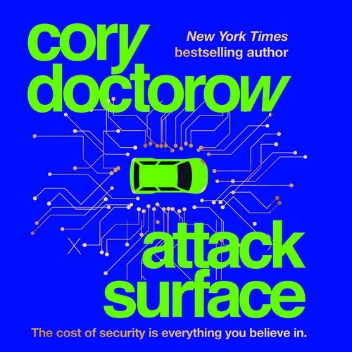 Attack Surface [Audiobook]