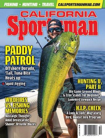 California Sportsman   October 2020