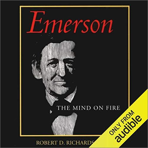 Emerson: The Mind on Fire [Audiobook]