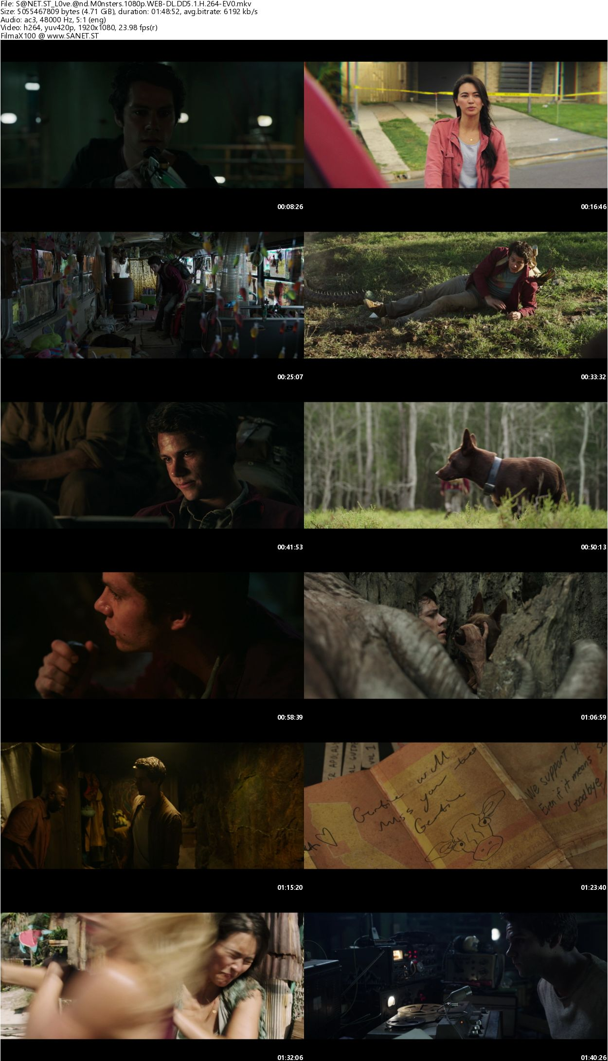 Download Love and Monsters 2020 1080p ...