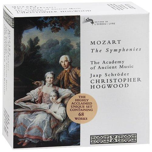 Christopher Hogwood   Wolfgang Amadeus Mozart: The Symphonies [19CD Box Set] (1997) MP3