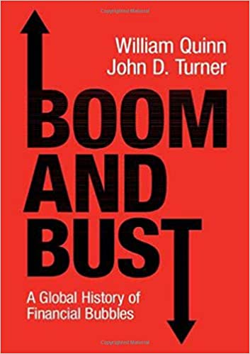 Boom and Bust: A Global History of Financial Bubbles