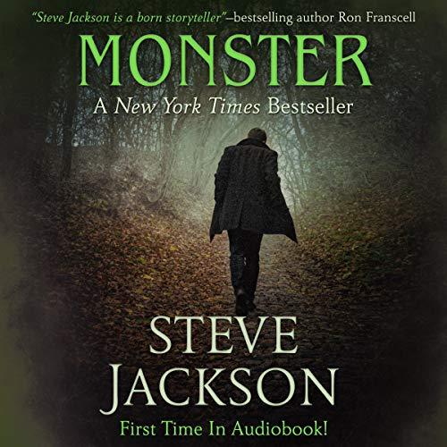 Monster by Steve Jackson (Audiobook)