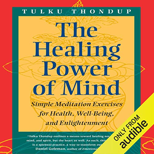 The Healing Power of Mind: Simple Meditation Exercises for Health Well Being and Enlightenment Buddhayana Series VII [Audiobook]