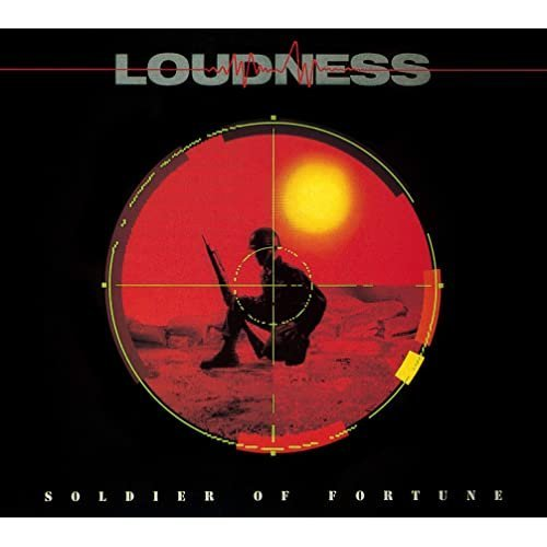 Loudness   SOLDIER OF FORTUNE (30th ANNIVERSARY) [Audio Version] (2020)