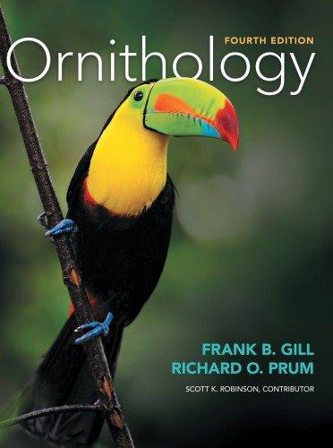 Ornithology, 4th Edition