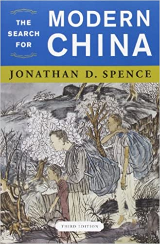 The Search for Modern China, 3rd Edition