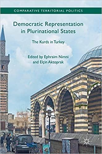 Democratic Representation in Plurinational States: The Kurds in Turkey