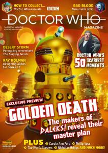 Doctor Who Magazine   Issue 557   December 2020