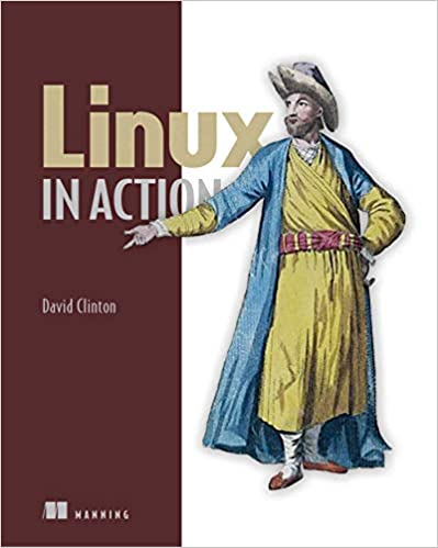 Linux in Action (True EPUB, MOBI)
