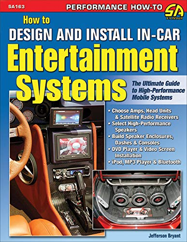 How to Design and Install In Car Entertainment Systems
