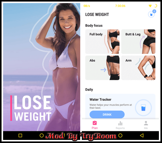 Lose Weight App for Women - Workout at Home v1.0.22