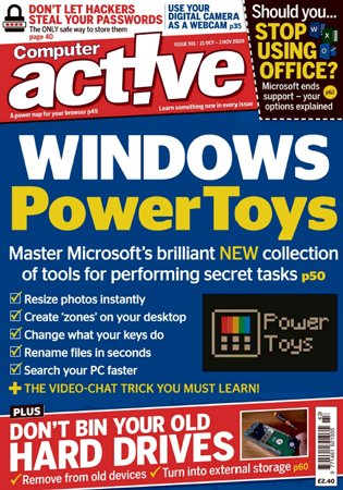 Computeractive   Issue 591, 21 October 2020
