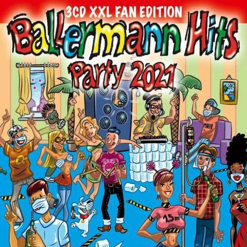 Download Ballermann Hits Party 2021