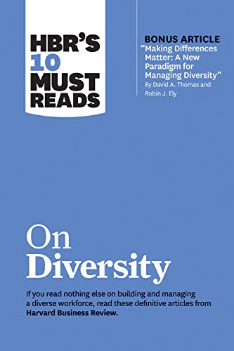 HBR's 10 Must Reads on Diversity (Audiobook)