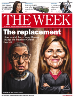 The Week USA   Vol. 20 Issue 998, October 23, 2020
