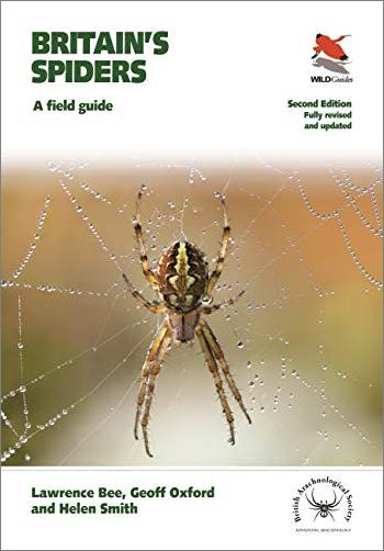 Britain's Spiders: A Field Guide, 2nd Edition