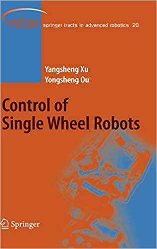 Control of Single Wheel Robots