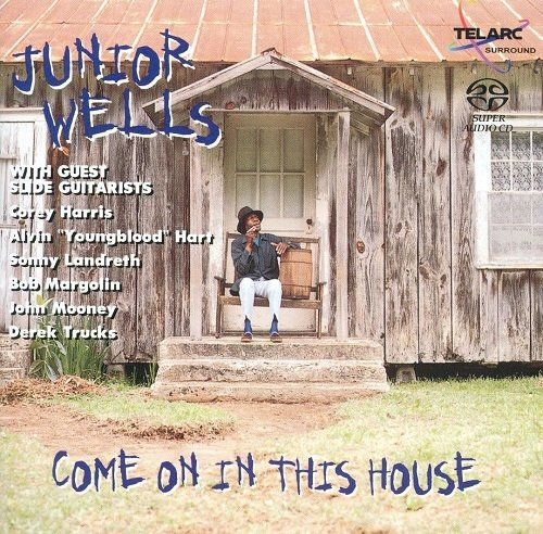 Junior Wells   Come On In This House (1996) MP3