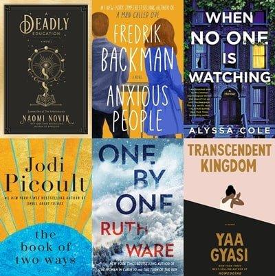 Goodreads: Most Popular Books - September, 2020