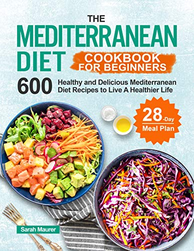 Download The Mediterranean Diet Cookbook For Beginners