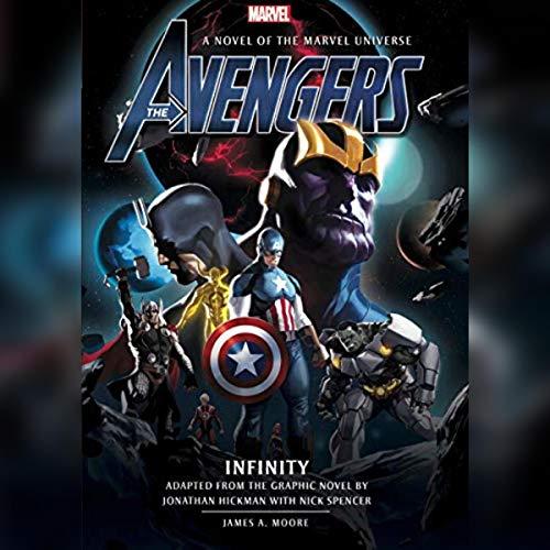 Avengers: Infinity (Audiobook)