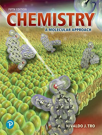 Chemistry: A Molecular Approach, 5th Edition
