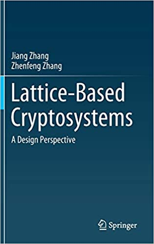 Lattice Based Cryptosystems: A Design Perspective