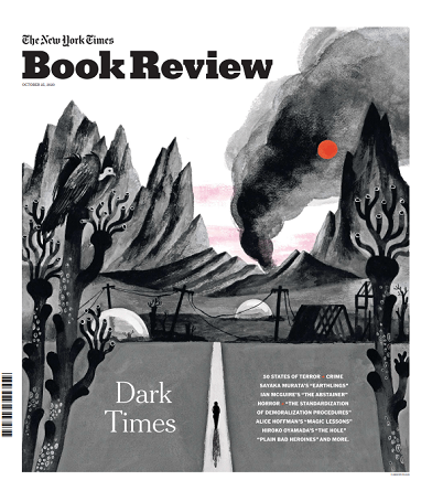The New York Times Book Review   October 25, 2020