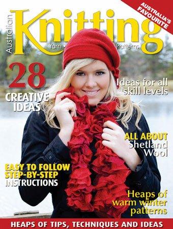 Australian Knitting   Vol 12, No 3, 2020