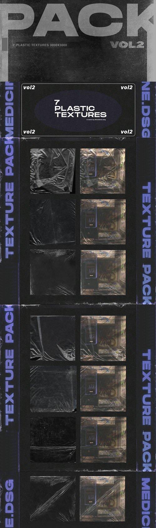 Plastic Textures PSD Templates Vol.2