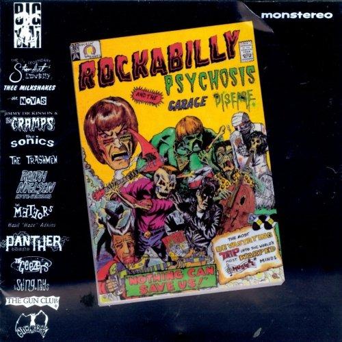 VA   Rockabilly Psychosis and the Garage Disease (1989) Mp3