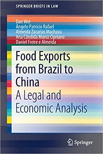Food Exports from Brazil to China: A Legal and Economic Analysis