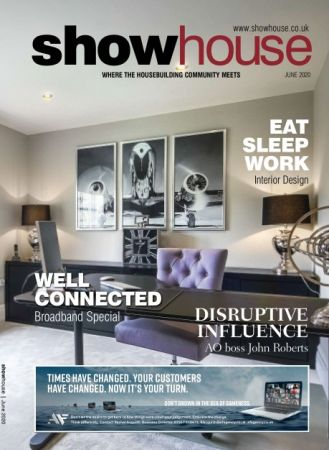 Showhouse Magazine   June 2020