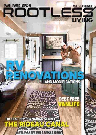 Rootless Living   Issue 05, September/October 2020