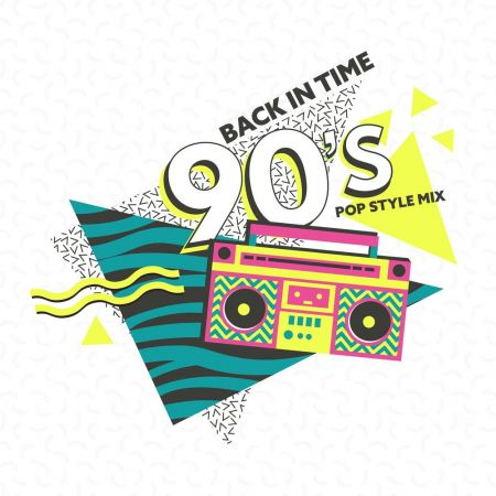 VA - Back in Time: 90's Pop Style Mix (2020)