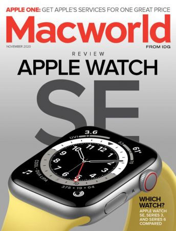 Macworld USA   November 2020 (True PDF)