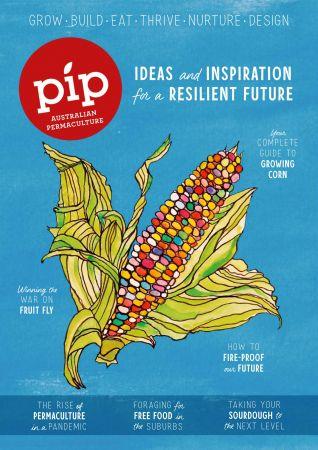 Pip Permaculture Magazine   October 2020 (True PDF)
