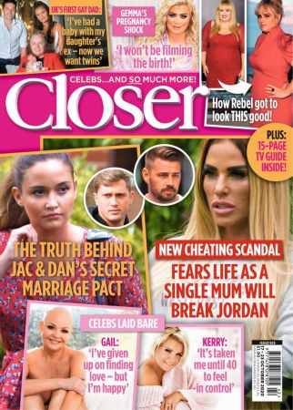 Closer UK   21 October 2020