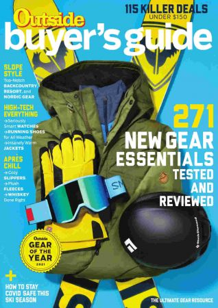 Outside USA   Buyer's Guide, Winter 2021
